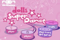Dolls Super Dance