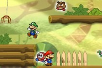 Mario in Animal World