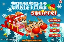 Christmas Squirrel