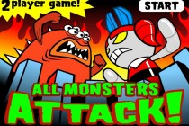 All Monsters Attack!