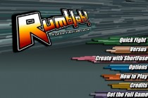 Rumblah: Flash Fighting Engine