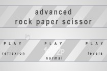 Advanced Rock Paper Scissor