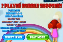 2 Player Bubble Shooters