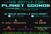 The Battle for Planet Goonob