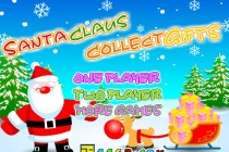 Santa Claus Collect Gifts
