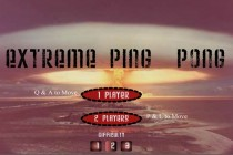 Extreme Ping Pong
