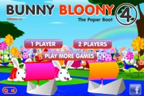 Bunny Bloony 4: The Paper Boat