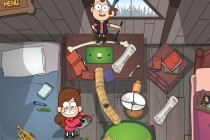 Gravity Falls: Attic Stuff Golf
