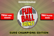 Fun Ball Frenzy: Euro Champions Edition