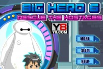 Big Hero 6: Rescue The Hostages