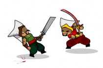 Die by Sword: Duell